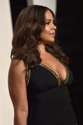 Sanaa Lathan – 2016 Vanity Fair Oscar Party in Beverly Hills, CA