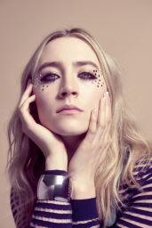 Saoirse Ronan - Photo  Shoot for Flaunt Magazine April 2016