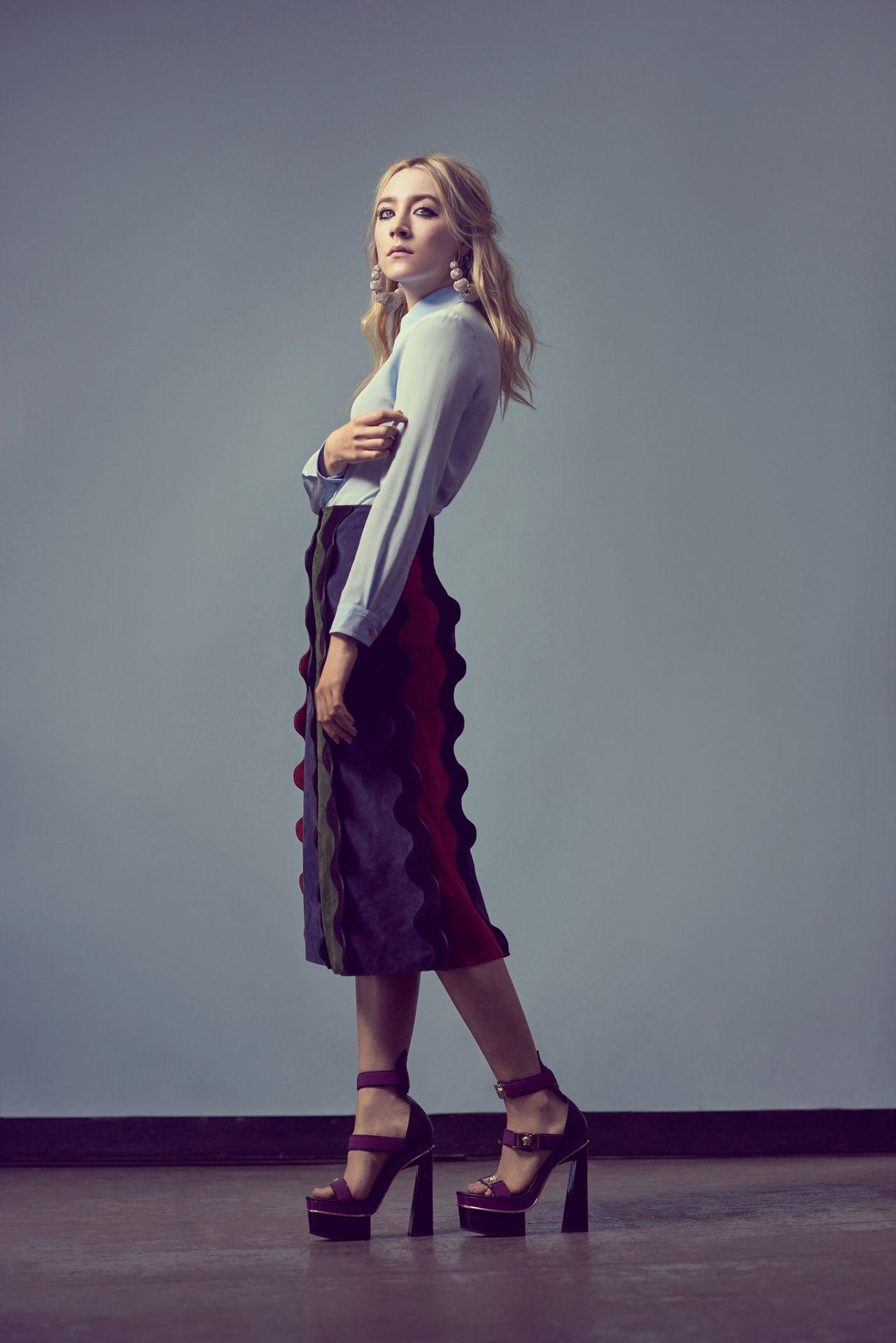 Saoirse Ronan Photo Shoot For Flaunt Magazine April 2016