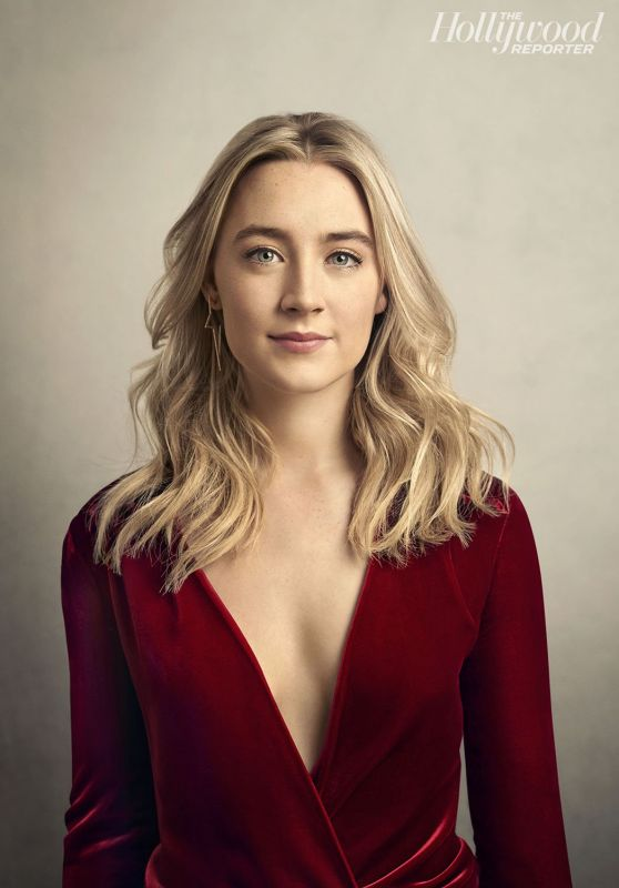Saoirse Ronan - The Hollywood Reporter, March 2016