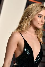 Saoirse Ronan – Vanity Fair Oscar 2016 Party in Beverly Hills, CA