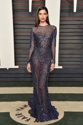 Sara Sampaio – 2016 Vanity Fair Oscar Party in Beverly Hills, CA