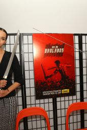 Sarah Bolger - AMC and CAPE Celebrate Into The Badlands at The Japanese American National Musuem in Los Angeles