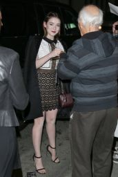 Sarah Bolger at Egyptian Theatre in Los Angeles, CA March 2016