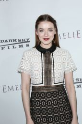 Sarah Bolger - Emelie Premiere in Hollywood, March 2016