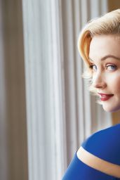 Sarah Gadon - Photoshoot for ACTRA Magazine Toronto Spring 2016