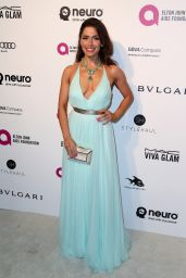 Sarah Shahi – 2016 Elton John AIDS Foundation's Oscar Viewing Party in West Hollywood, CA