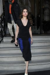 Selena Gomez - Langham Hotel in London 3/11/2016