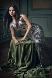 Selena Gomez - Mark Seliger 2016 Vanity Fair Oscar Party Portrait