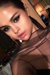 Selena Gomez Social Media Pics, March 2016