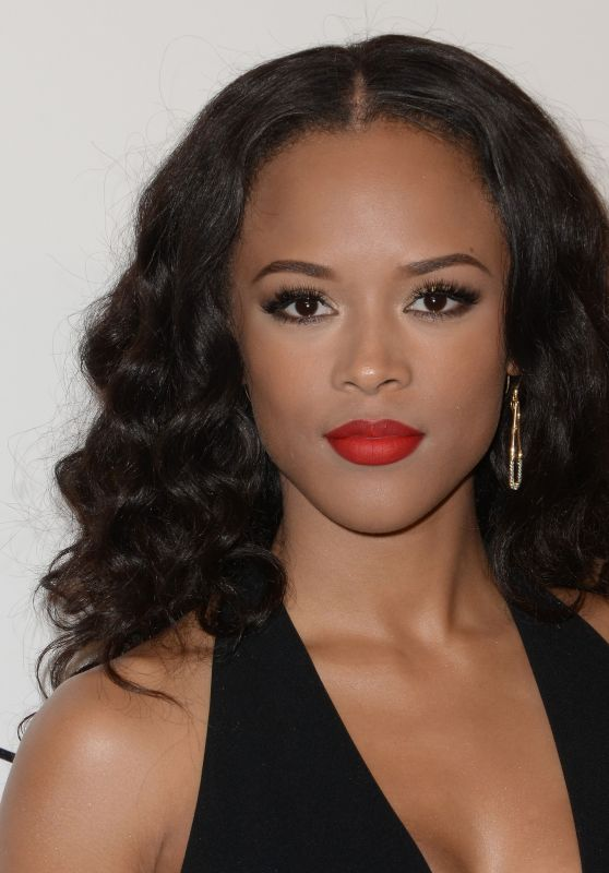 Serayah McNeill – 2016 Elton John Academy Awards Viewing Party