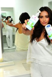 Shay Mitchell - Bioré Skincare Campaign, March 2016