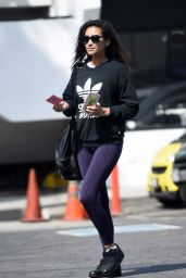 Shay Mitchell in Spandex -  Out in Los Angeles, CA 3/27/2016
