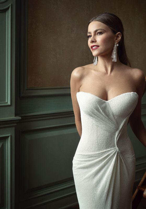 Sofia Vergara – 2016 Vanity Fair Oscar Party Portrait