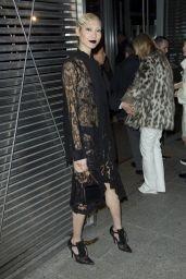 Soo Joo Park at Givenchy Show – Paris Fashion Week 3/6/2016