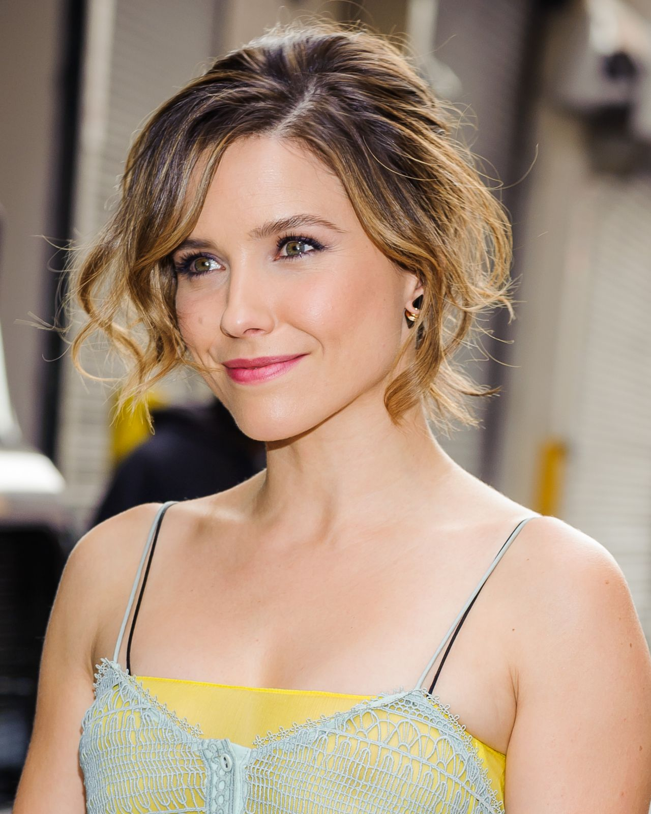 Sophia Bush At Huffington Post Live In New York City 382016-7152