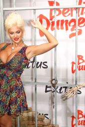 Sophia Vegas – The EXITUS at Berlin Dungeon Premiere Red Carpet Arrivals 3/16/2016
