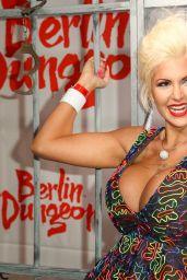 Sophia Vegas – The EXITUS at Berlin Dungeon Premiere Red Carpet Arrivals 3/16/2016