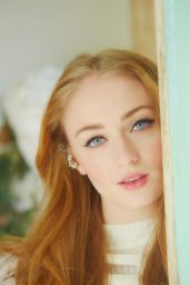 Sophie Turner - Photoshoot for People Magazine April 2015