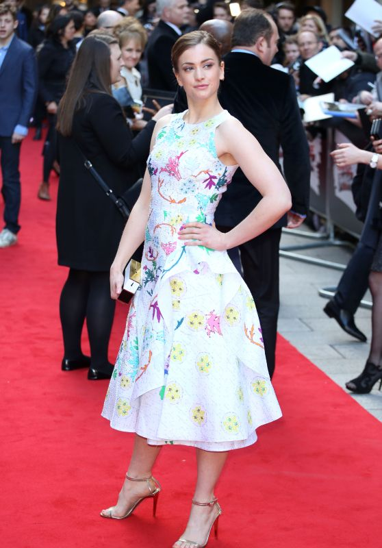 Stefanie Martini - The Jameson Empire Film Awards 2016 in London