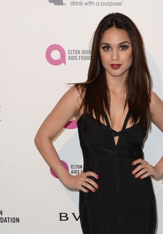 Summer Bishil – 2016 Elton John Academy Awards Viewing Party