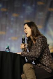 Summer Glau - Panel at Salt Lake Fan Experience 3/25/2016