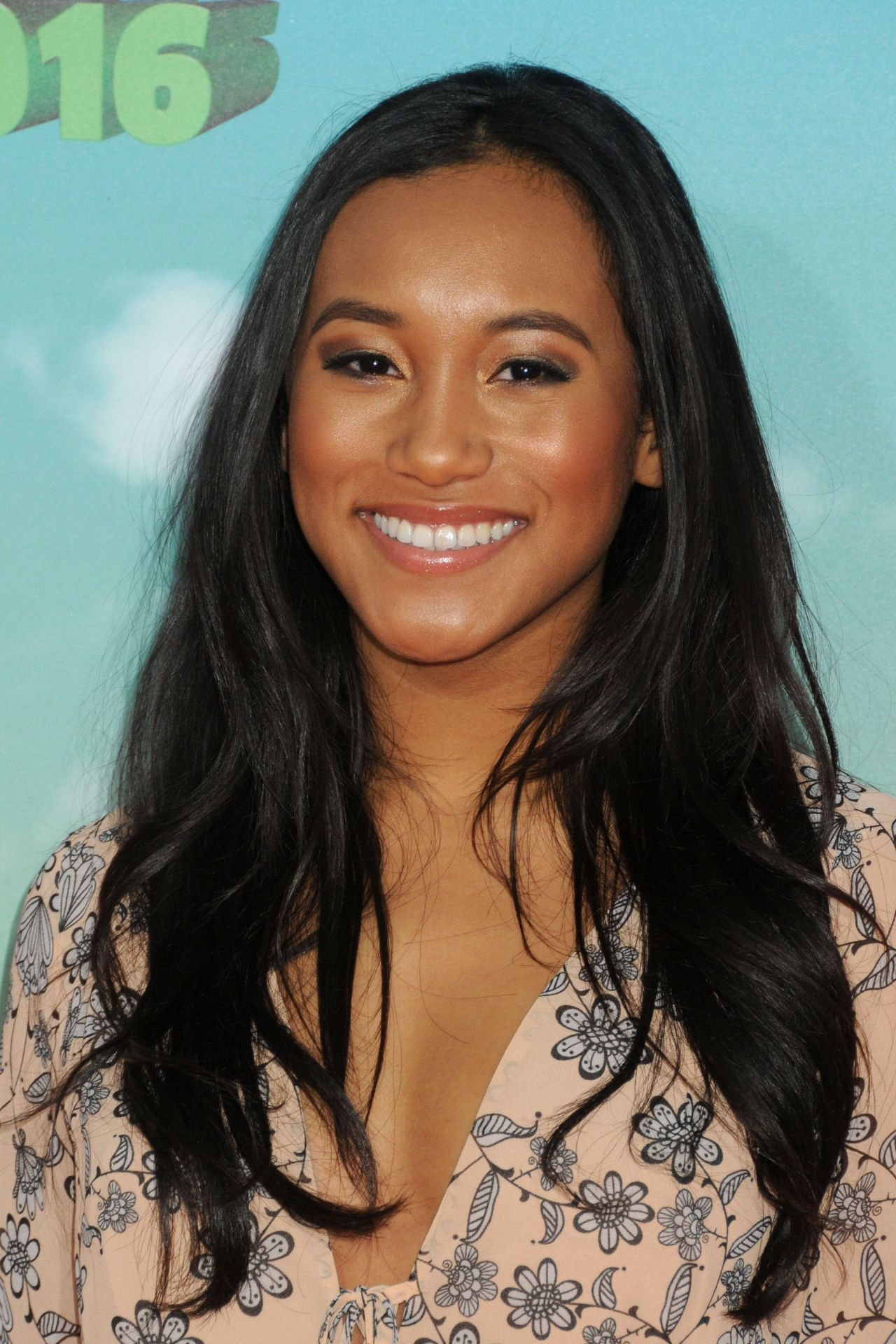 Sydney Park 2016 Nickelodeon Kids Choice Awards In