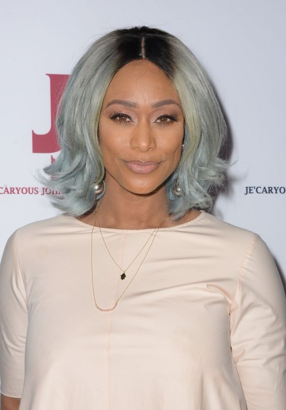 Tami Roman – 'Je'Caryous Johnson's Married But Single' Opening in Los Angeles 3/18/2016