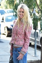 Tara Reid at Toca Madera in West Hollywood 3/26/2016