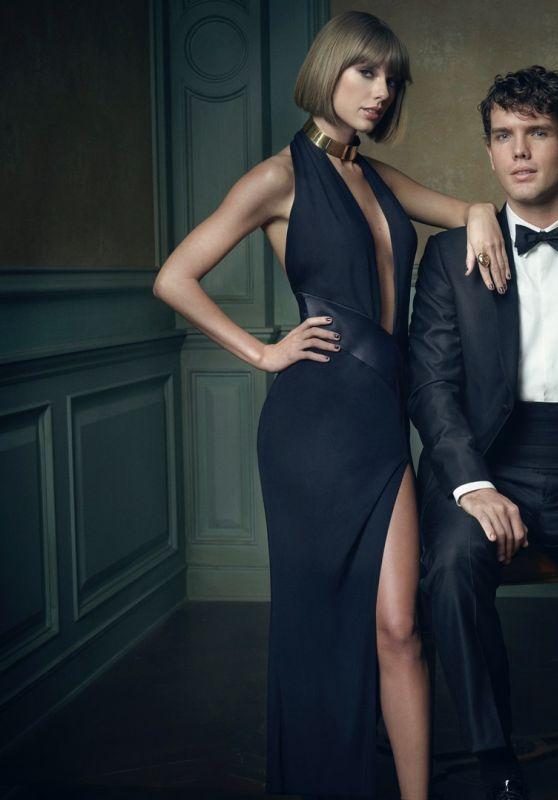 Taylor Swift – 2016 Vanity Fair Oscar Party Portrait