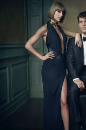 Taylor Swift – 2016 Vanity Fair Oscar Party Portrait