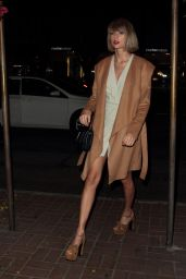 Taylor Swift - Dined with Reese Witherspoon at Madeo Restaurant Hollywood 3/28/2016