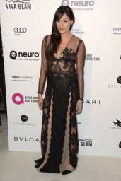 Tehmina Sunny – 2016 Elton John Academy Awards Viewing Party