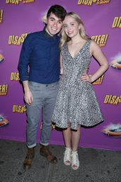Tessa Albertson – Opening Night of the Broadway Musical 'Disaster' in New York City