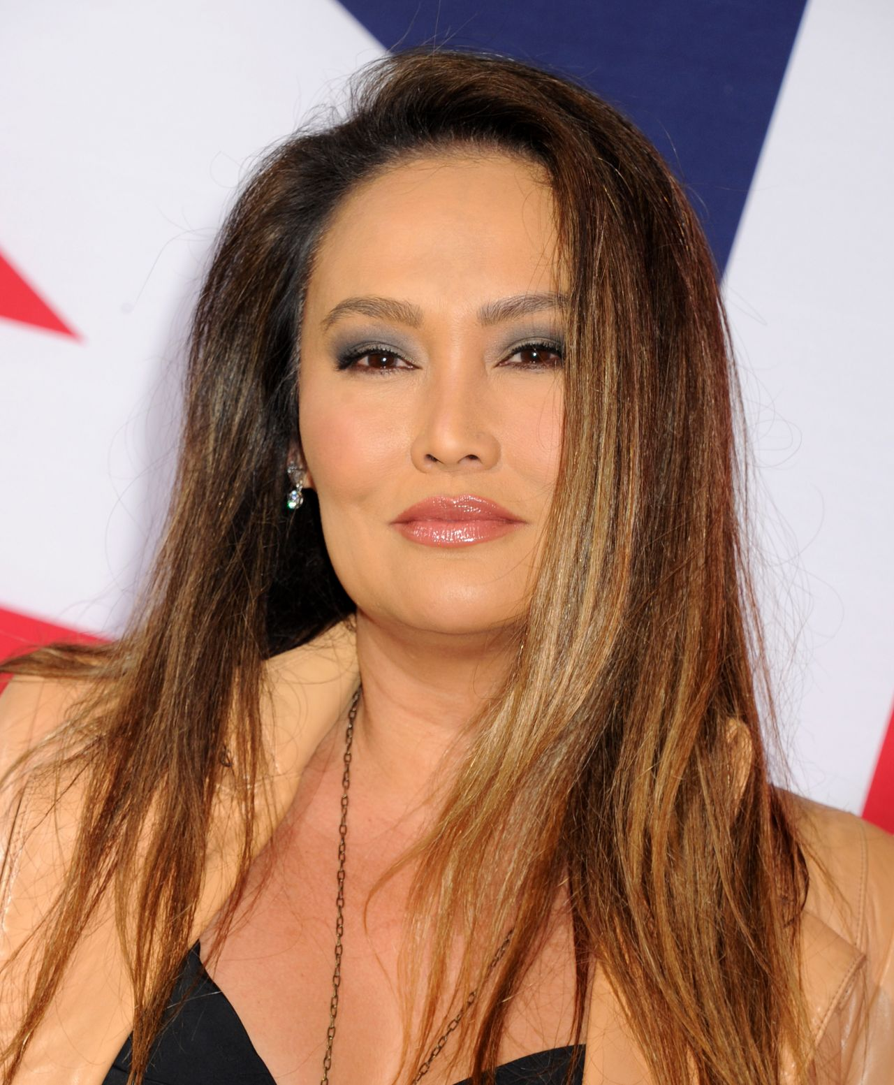Tia Carrere London Has Fallen Premiere In Hollywood