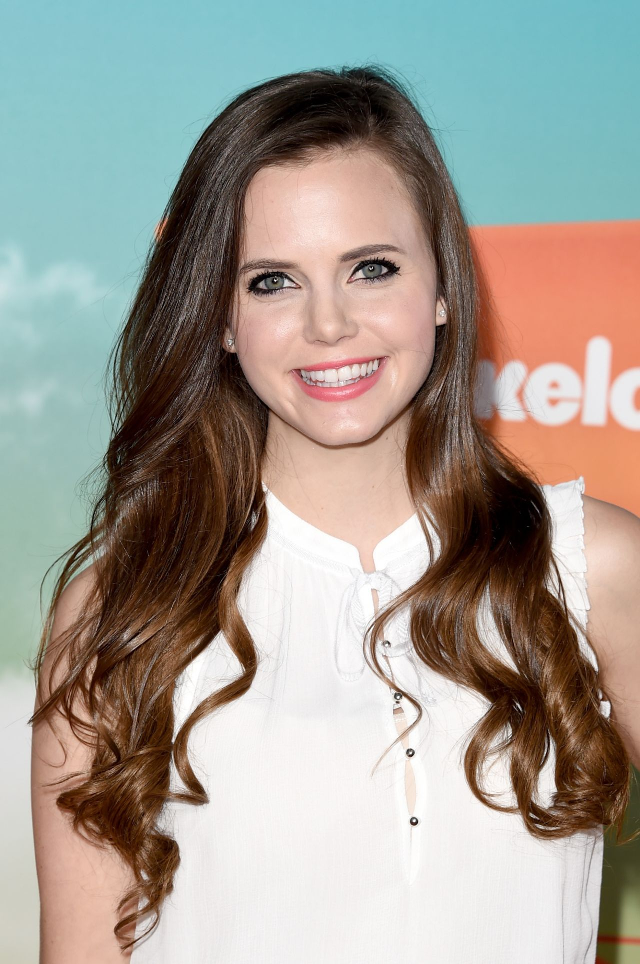 Tiffany Alvord 2016 Kids Choice Awards In Inglewood Ca