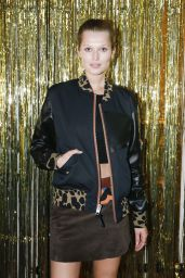 Toni Garrn - Coach Party at Salomon de Rothschild in Paris, March 2016
