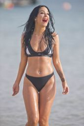 Tulisa Contostavlos Hot in Bikini - Dubai, March 2016