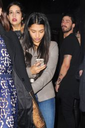 Vanessa White - Raffles Club in London, UK 3/2/2016
