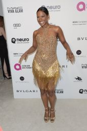 Vicky Jeudy – 2016 Elton John Academy Awards Viewing Party