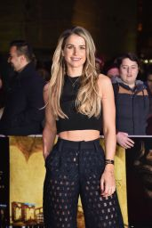 Vogue Williams – 'Game of Thrones' Gala Screening in London 3/14/2016