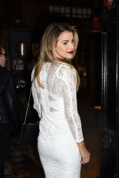 Vogue Williams - Mothers2mothers Charity Event Fundraiser in London, UK 3/2/2016