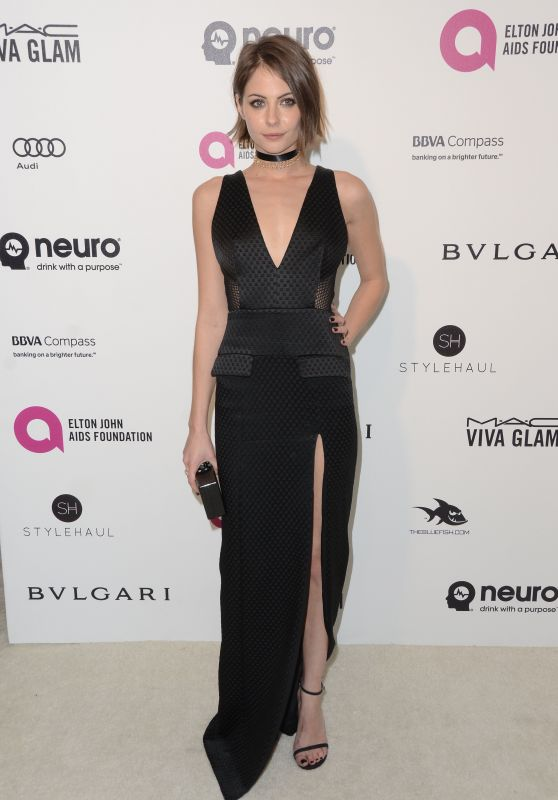 Willa Holland – 2016 Elton John Academy Awards Viewing Party