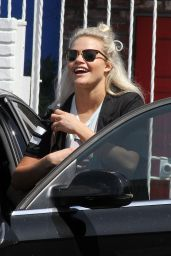 Witney Carson at the