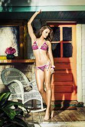 Yara Khmidan - Mar de Rosas Swimwear 2016