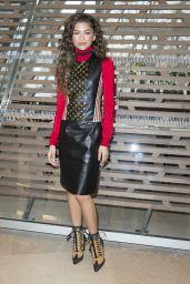 Zendaya - Louis Vuitton Fashion Show in Paris 3/9/2016