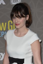 Zooey Deschanel – Fox's 'New Girl' 100th Episode Party – West Beverly Hills, March 2016