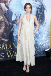 Emily Blunt – 'The Huntsman: Winter's War' Premiere in Westwood