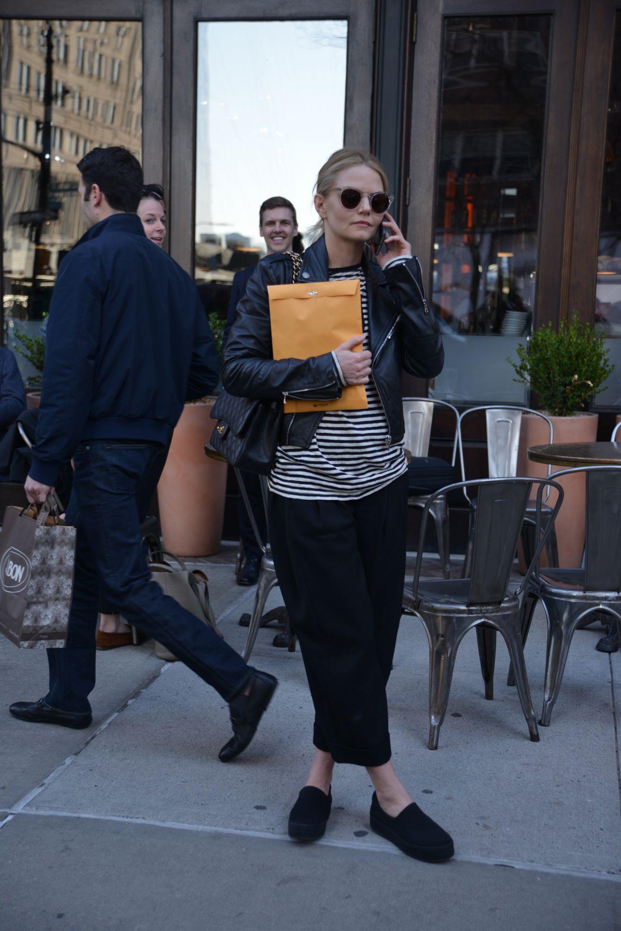 Running Errands In New York City 4/15/2016