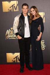 Keleigh Sperry - 2016 MTV Movie Awards at Warner Bros. Studios in Burbank